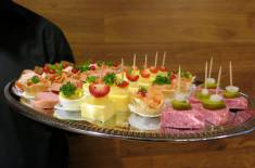 luxe catering hapjes